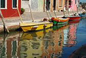 Bostäder av laguna - venedig - italien 015 — Stockfoto