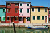 Homes of Laguna - Venice - Italy 012 — Stock Photo
