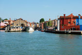Homes of Laguna - Venice - Italy 466 — Stock Photo