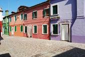 ラグーナ - ヴェネツィア - イタリア 021 の家 — ストック写真