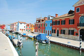 Homes of Laguna - Venice - Italy 166 — Stock Photo