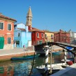 Homes of Laguna - Venice - Italy 380 - Stock Photo