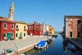 Homes of Laguna - Venice - Italy 383 — Stock Photo