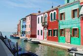 Homes of Laguna - Venice - Italy 125 — Stock Photo