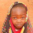 Smile for Africa 330 - Moments of everyday life of African child — Stock Photo