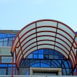 Stock Photo: New Architecture in Bresci- Lombardy - Italy 324