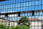 New Architecture in Brescia - Lombardy - Italy 288 — Stock Photo