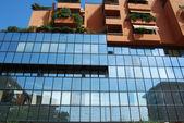 New Architecture in Brescia - Lombardy - Italy 291 — Stock Photo
