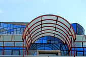 New Architecture in Brescia - Lombardy - Italy 324 — Stock Photo