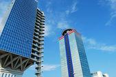 новая архитектура в брешиа - ломбардия - италия 345 — Стоковое фото