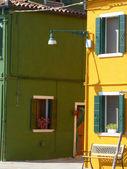 ζωή στην λιμνοθάλασσα - burano - ιταλία - 644 — Φωτογραφία Αρχείου