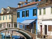 Life in Lagoon - Burano - Italy - 622 — Stock Photo