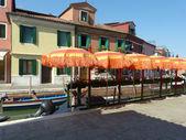 Life in Lagoon - Burano - Italy - 624 — Stock Photo