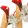Merry Christmas Fashion - 200 — Stock Photo