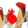 Merry Christmas Fashion - 204 — Stock Photo