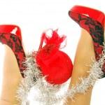 Merry Christmas Fashion - 205 — Stock Photo