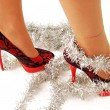 Merry Christmas Fashion - 218 — Stock Photo