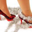 Merry Christmas Fashion - 218 — Stock Photo