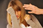 A woman who suffers violence - 138 — Stock Photo