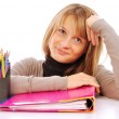 It goes back to school - 111 — Stock Photo #13213100