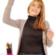 It goes back to school - 124 — Stock Photo #13213313