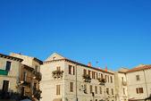 The houses of Tempio Pausania - Sardinia - Italy - 003 — Stock Photo
