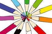 Geometries of Colors — Stock Photo