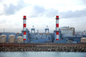 El puerto de barcelona - 157 — Foto de Stock