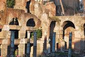 Een uitzicht op rome - italië - 089 — Stockfoto