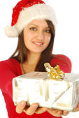 The gifts of a gracious Santa Claus - 040 — Stock Photo
