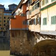 The Ponte Vecchio in Florence - Italy - 050 — Stock Photo