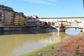 The Ponte Vecchio in Florence - Italy - 074 — Stock Photo