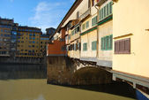The Ponte Vecchio in Florence - Italy - 048 — Stock Photo
