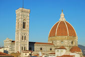 Santa Maria del Fiore - Florence - Italy - 280 — Stock Photo