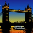 London bridge — Stockvektor