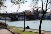 Postcards from the world - Seville - Spain - 333 — Stock Photo