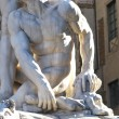 Florence - Signoria Square - Art and beauty - Tuscany - Italy - — Stock Photo