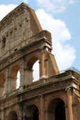 City of Rome - The Colosseum - Italy — Stock Photo