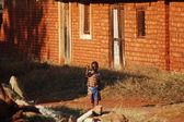 Il villaggio di pomerini - tanzania - africa - agosto 2013 — Foto Stock