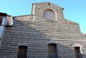 Visiting Florence - San Lorenzo church - Tuscany - Italy — Stock Photo