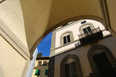 Floransa - toskana - i̇talya ziyaret — Stok fotoğraf