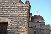 Besuch von florenz - san lorenzo kirche - toskana - italien — Stockfoto