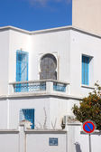 La Marsa - Tunis - Tunisia - 2013 - The Tunisian new homes in th — Stock Photo