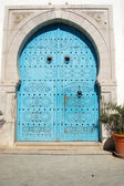 A door to Tunisia - Tunis - North Africa — Stock Photo