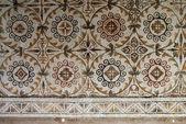 Mosaik av tunisien - el jem - tunisien — 图库照片