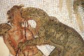 Die mosaiken von tunesien - el jem - tunesien — Stockfoto