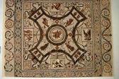 The Mosaics of Tunisia - El Jem - Tunisia — Stock Photo