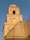 I minareti e moschee in tunisia — Foto Stock