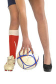 Between fashion and sport — Stock Photo