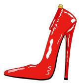 Chaussures et mode - 005 — Vecteur
